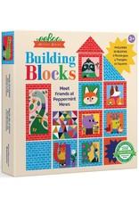 eeboo Monika Forsberg Building Blocks