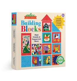 Monika Forsberg Building Blocks - Eeboo