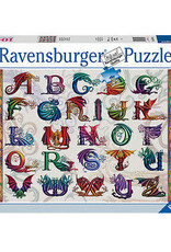 Dragon Alphabet (1000 pc)