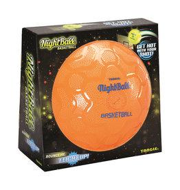 Night Ball Nightball Basketball  Orange