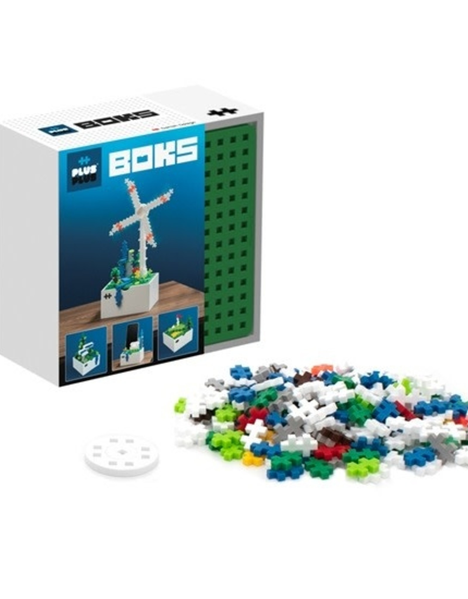 Plus-Plus BOKS Windmill
