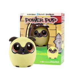 Power Pup Pug - Bluetooth Speaker