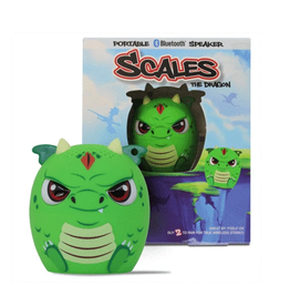 Scales the Dragon - Bluetooth Speaker