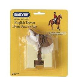 Reeves International Devon Hunt Seat Saddle