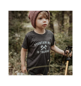Made of Mountains Mountain Man In Training - Tee 4T