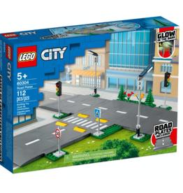 City: Road Plates