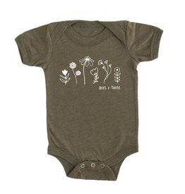 Nature Supply Company Bees + These Onesie (9-12 Months)