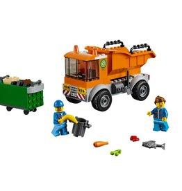 City: Garbage Truck