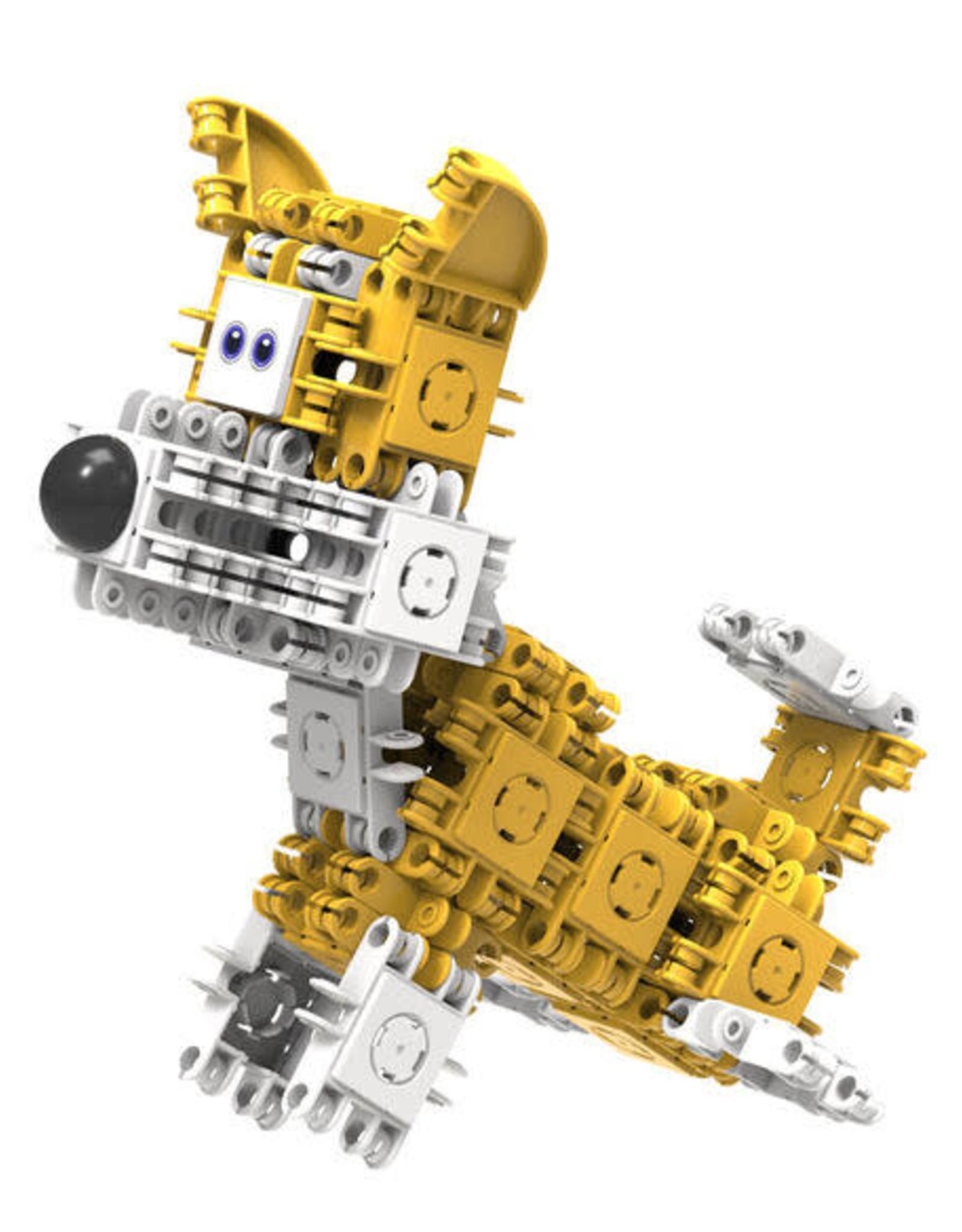 Clicformers Black & Yellow 73pc. set