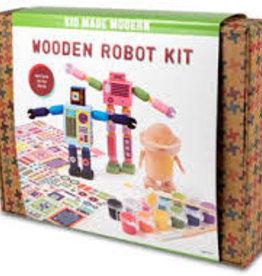 Wooden Robots Kit