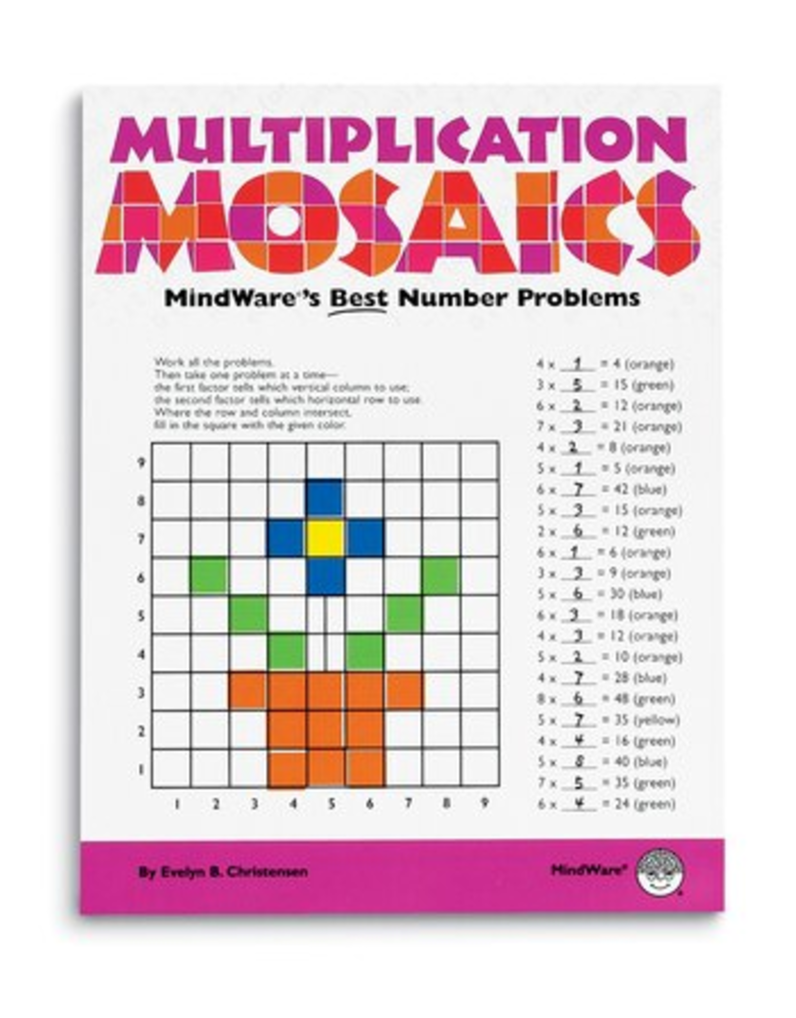 Math Mosaics: Multiplication