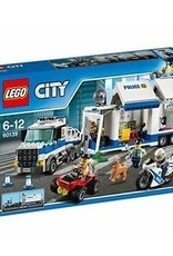 City: Police Mobile Command Center