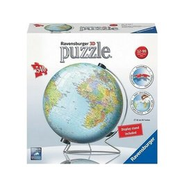 The Earth (540 pc Puzzle) 3D