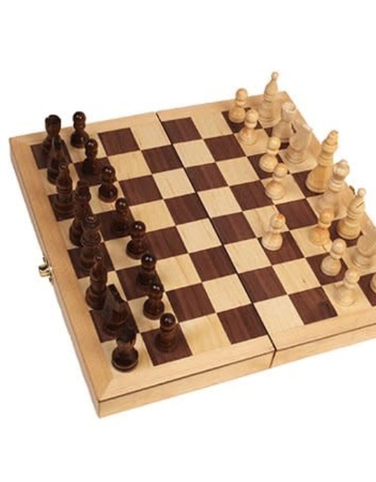 "3"" Chess Box/Board"