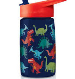Dinosaur World Tritan Drinking Bottle