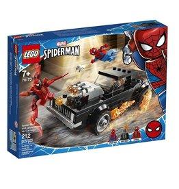 Spiderman & Ghost Rider vs Carnage