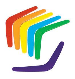 Plastic Boomerang