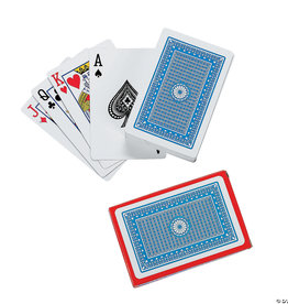 Oriental Trading Company Playing Cards