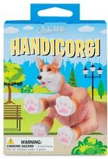 Accoutrements Handicorgi Corgi Finger Puppet