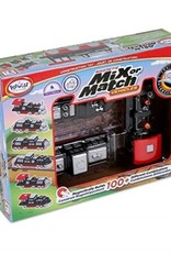 Huntar Popular Playthings Mix or Match Vehicles Space
