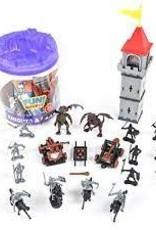 Knights and Dragons Fun Bucket