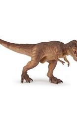 Papo Brown Running T-Rex