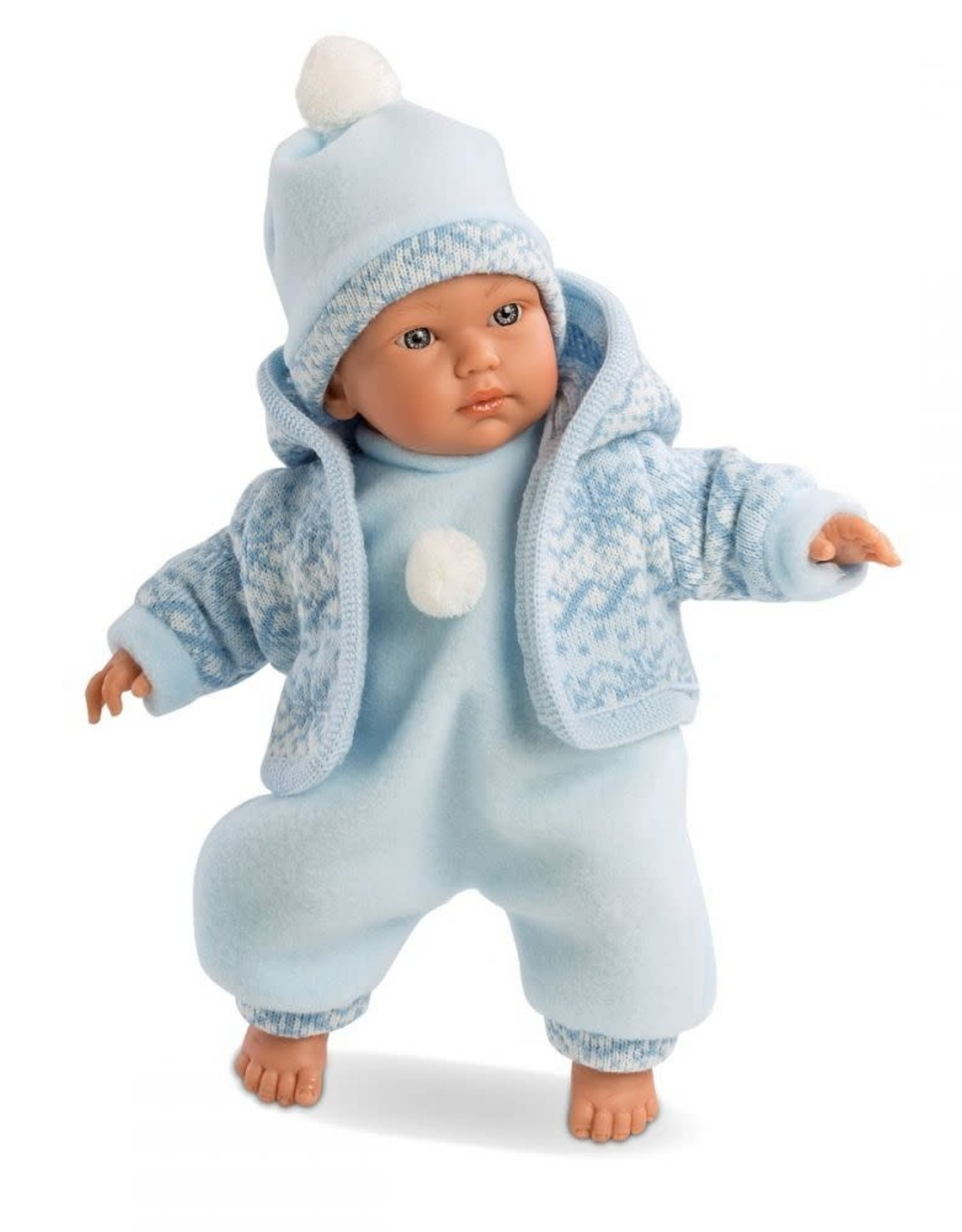"Llorens Ander /11"" Soft Body Baby Doll"
