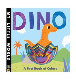 Tiger Tales Dino (A First Book of Colors)