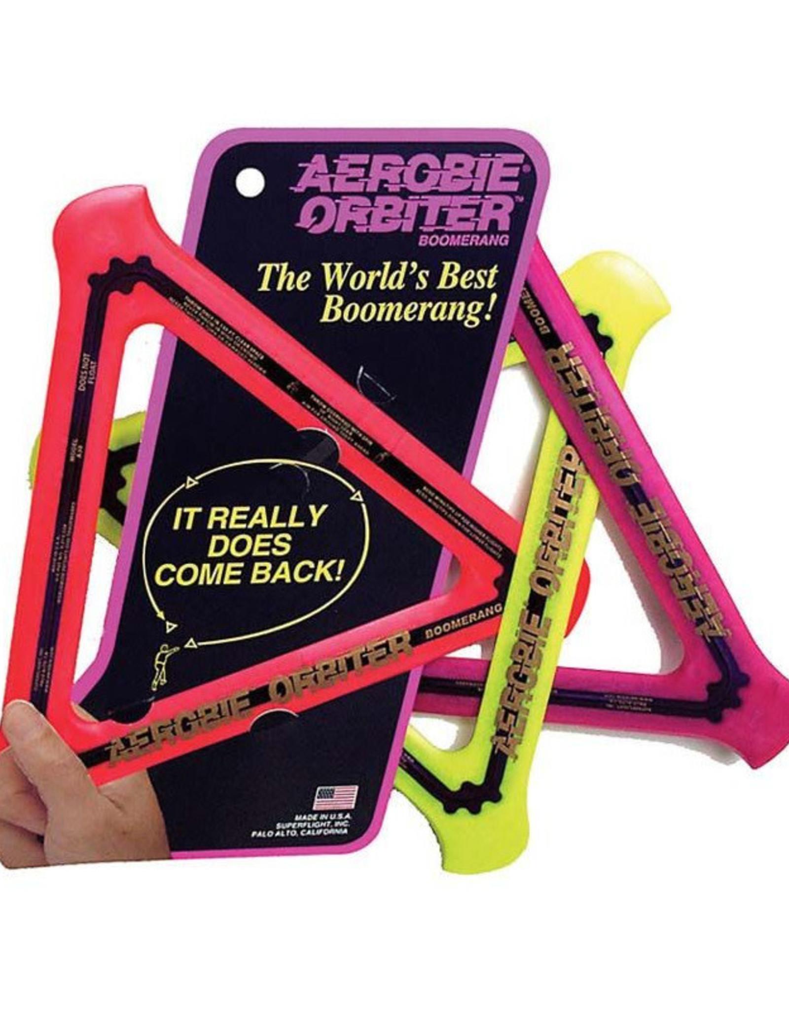 Aerobie Boomerang Orbiter