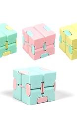 Infinity Cube: Pastel