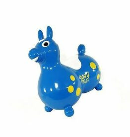 Rody Ride On Horse Max - Blue Rody
