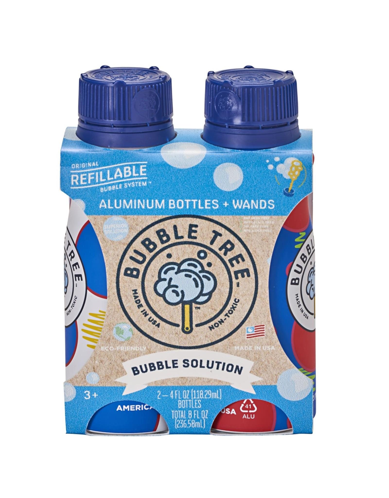 Bubble Tree 2-Pack Original Refillable Bubble System