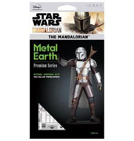 Metal Earth Mandalorian (Star Wars)