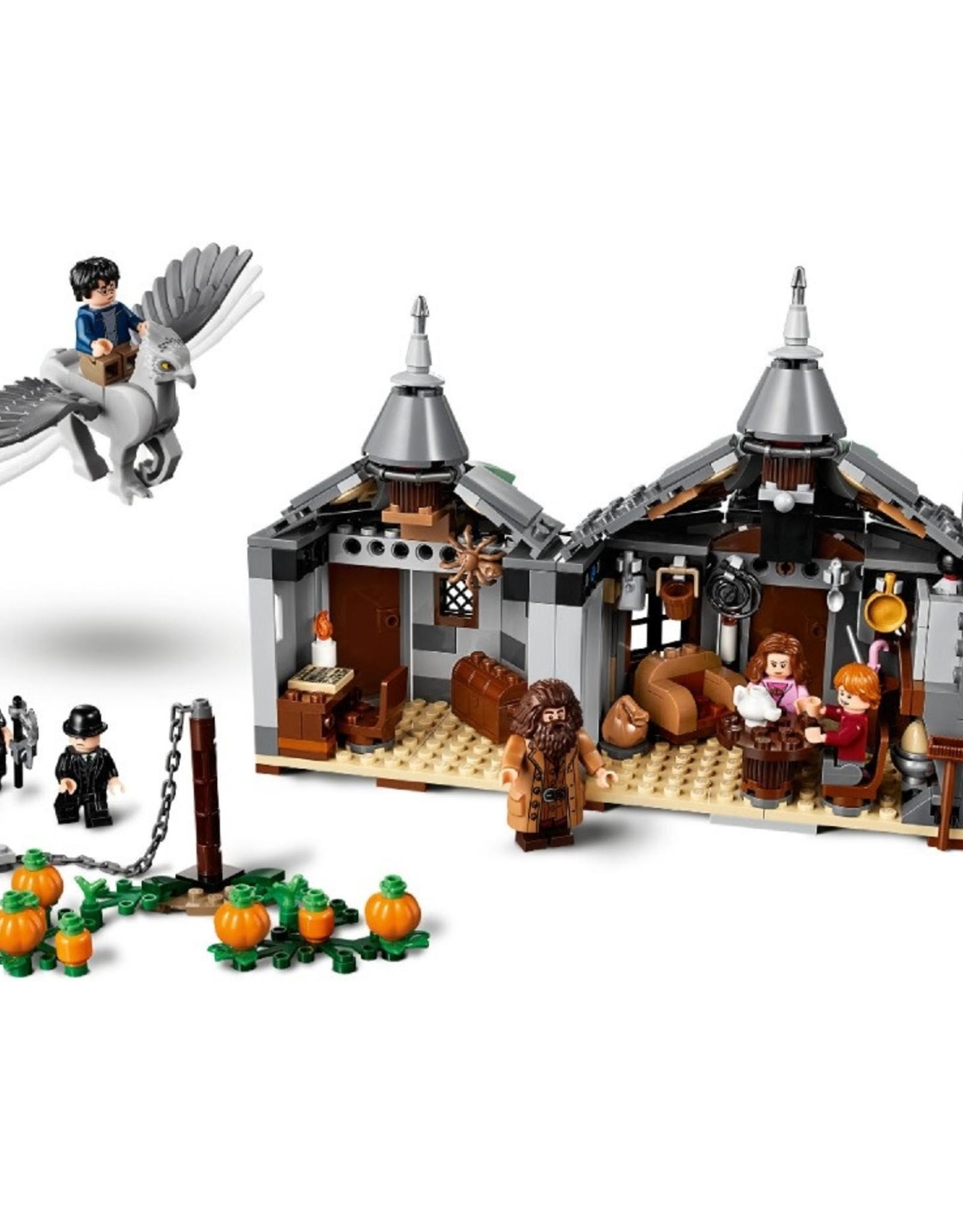 Harry Potter Hagrid's Hut: Buckbeak's Rescue