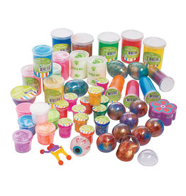 Oriental Trading Company Putty and Slime - full size  (Assorted)