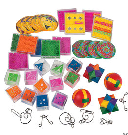 Oriental Trading Company Brain Teaser Games (Assorted)