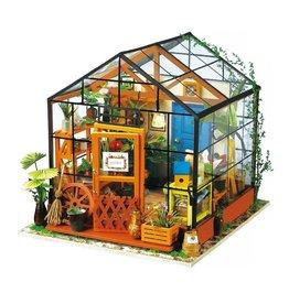 Cathy's Flower Room - DIY Miniature House