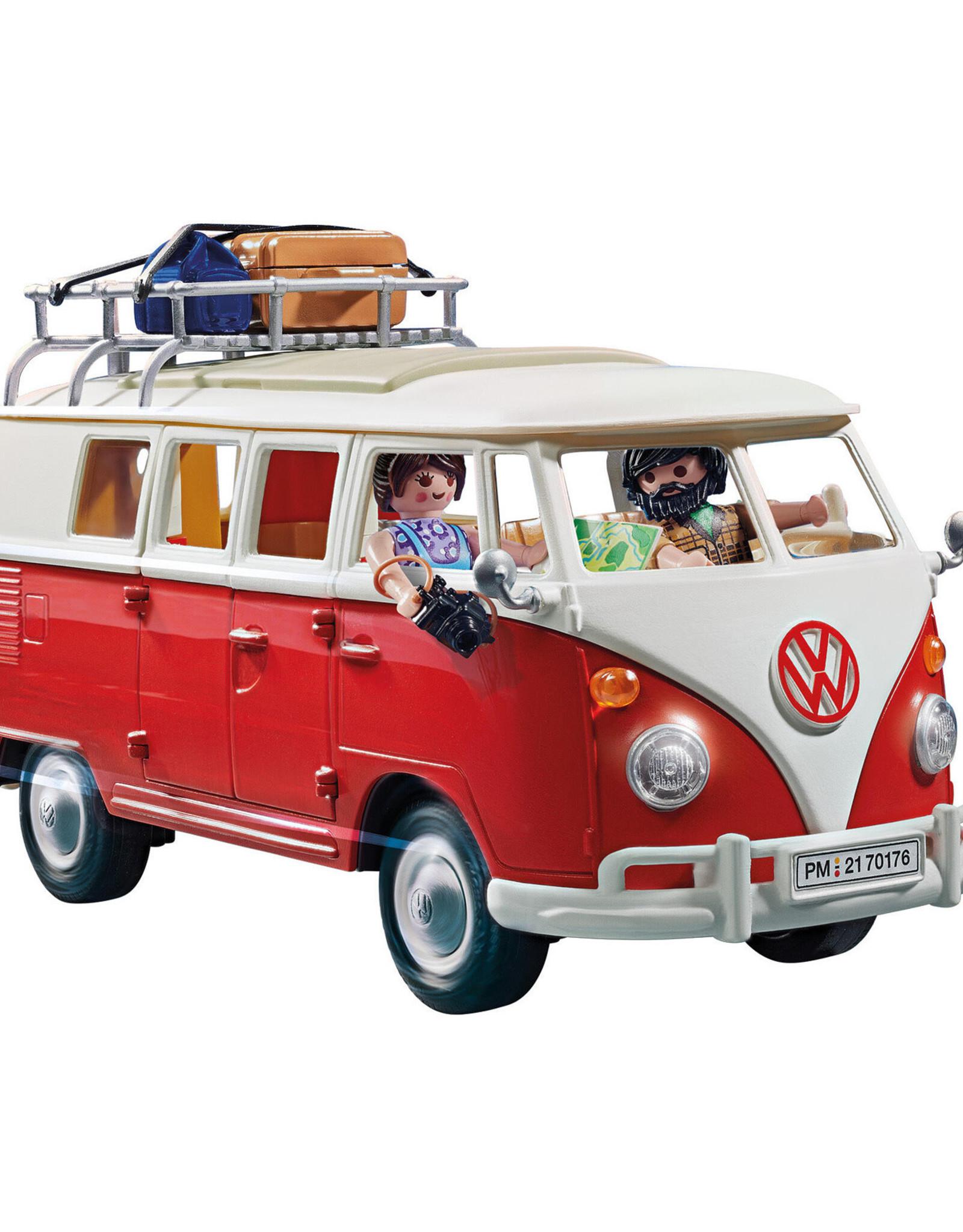 Playmobil Licenses Volkswagen T1 Camping Bus