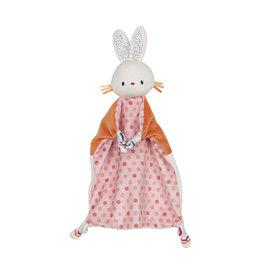 Gund Tinkle Crinkle Bunny Lovey, 13 in