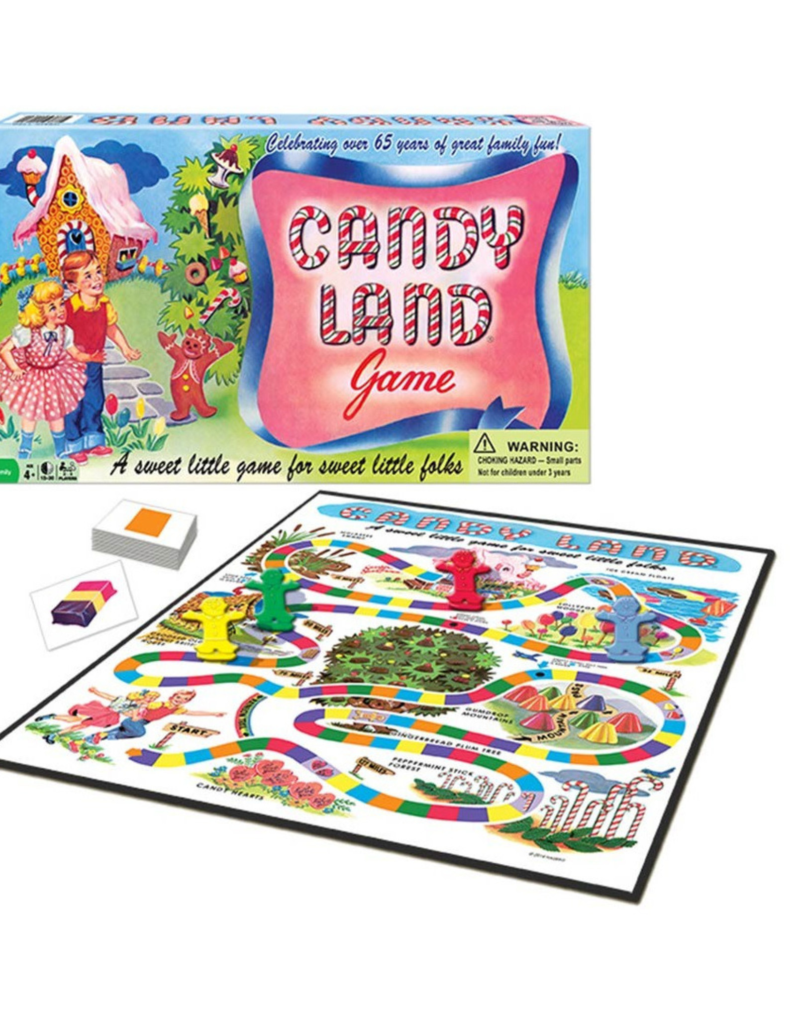 Candy Land 65th Anniversary