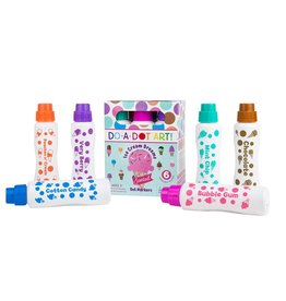Do-A-Dot 6-Pack Scented Ice-Cream Dreams Markers