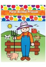 Do-A-Dot Farm Animals Book