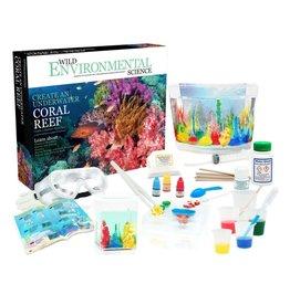 Wild Environmental Science Create an Underwater Coral Reef