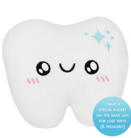 """Squishable Tooth Fairy Flat Pillow (5"""")"""