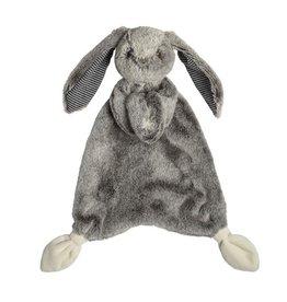 Mary Meyer Silky Bunny Lovey- Grey