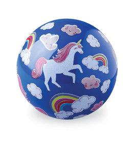 "Crocodile Creek Unicorn 4"" Play Ball"