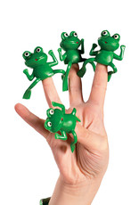 Oriental Trading Company Frog Finger Puppets