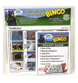 Wildlife & Adventure Bingo