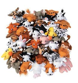 Mini Stuffed Animal (Assorted)