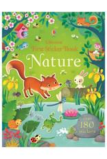 Usborne First Sticker Book Nature
